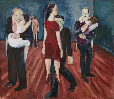 Lena Cronqvist, 'Tango II', 1985