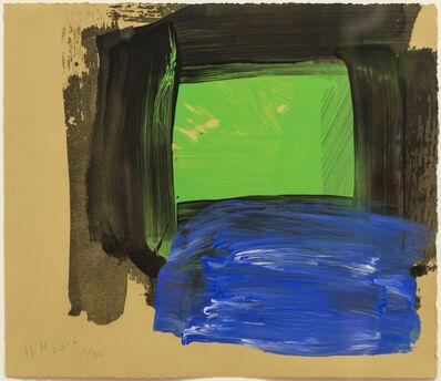 Howard Hodgkin, 'Springtime', 2015-2016