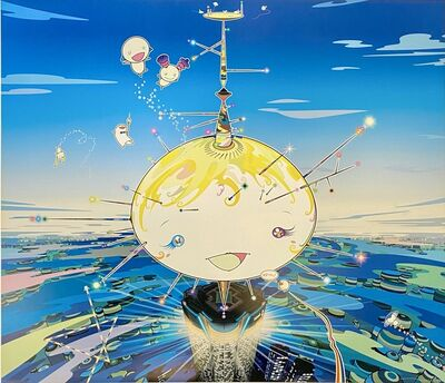 Takashi Murakami, 'Mamu Came from the Sky ', 2003