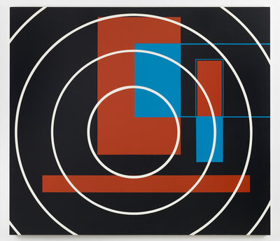Nassos Daphnis, 'REVERENCE 10-87', 1987