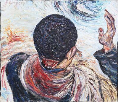 George Gittoes, 'Departure – Kibeho', 1995