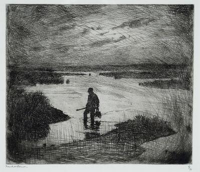 Frank Weston Benson, 'DUSK', 1914