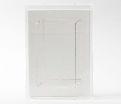 Norihiko Terayama, 'Red Box 002', 2019