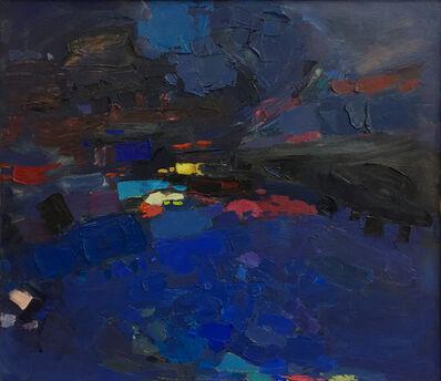 Adeine de la Noe, 'Storm', ca. 1960