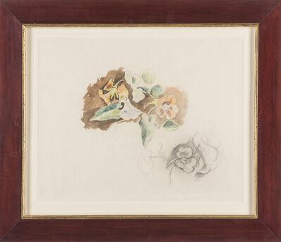 Balthus, 'Nature morte aux fleurs', 1955