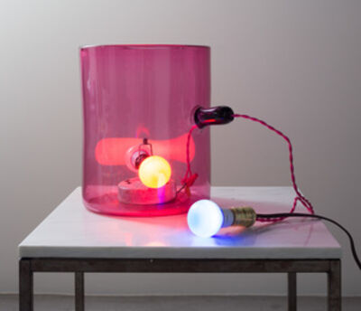Elias Hansen, 'Light Sculpture (Lamp III)', 2019