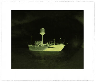 Dorothy Cross, 'Ghost Ship ii', 2011