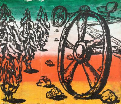 Francisco Mendes Moreira, 'Vernacular portmanteau', 2020