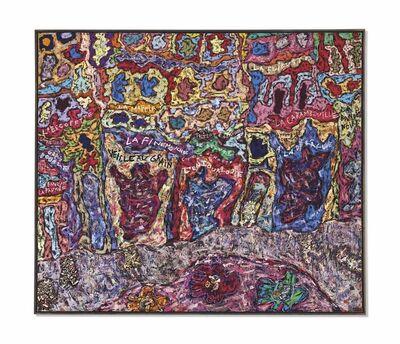 Jean Dubuffet, 'Paris Polka', 1961