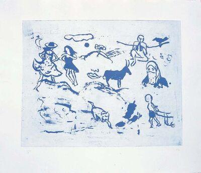 Xisco Mensua, 'S/T', 1994