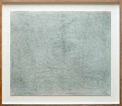 Goran Trbuljak, 'Frottage nike (black02)', 1991