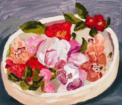 Laura Jones, 'Bowl of Flowers', 2015