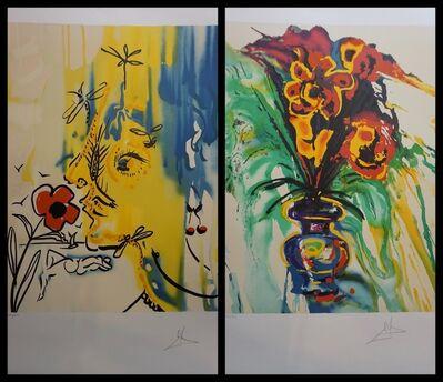 Salvador Dalí, 'Fleurs Surréaliste Suite', 1980