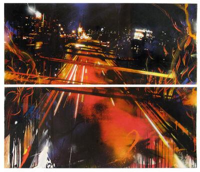 Kenji Nakayama, 'BK (Dyptich)', 2011