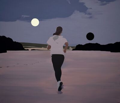 Jarek Puczel, 'Running Girl'