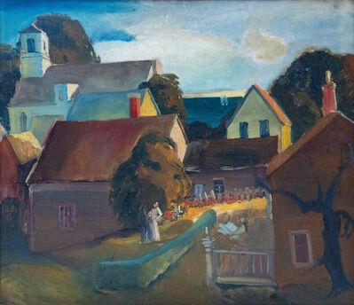 Carl Frederick Gaertner, 'Provincetown'