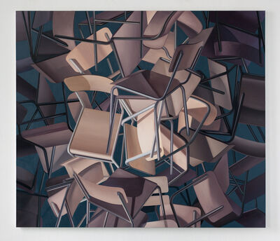 Carl Hammoud, 'STUMBLE €10', 2019