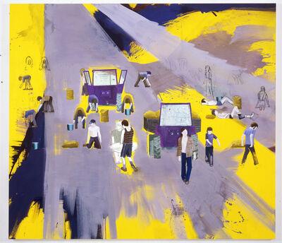 Thomas Eggerer, 'Yellow Harvest', 2012