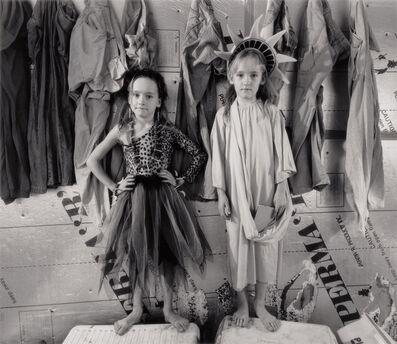 Shelby Lee Adams, 'Halloween Twins', 2006