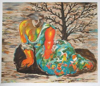 Sandro Chia, 'Seated Woman', ca. 1979