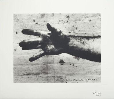 Richard Serra, 'Still from 'Hand Catching Lead'', 2009