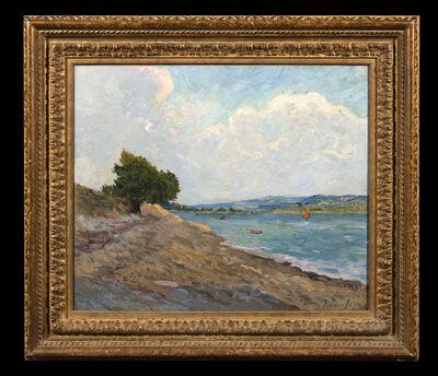 Maxime Maufra, 'Rivière de Landerneau', 1897