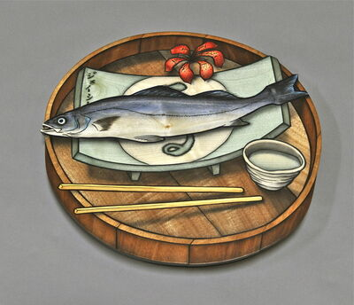 John Cederquist, 'Taste of Fish, Sweet Smell of Blossom', 2006
