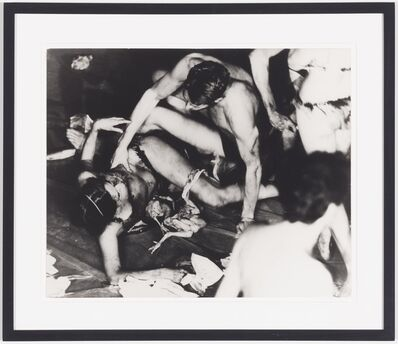 Carolee Schneemann, 'Meat Joy', 1964