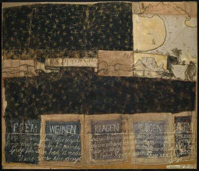 Vivienne Koorland, 'JAN van RIEBEECK'S MAP:  Königsberg', 2017