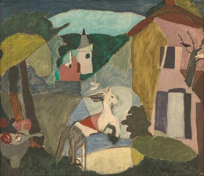 Mildred Elfman Greenberg, 'Childish Fantasy', 1940-1941