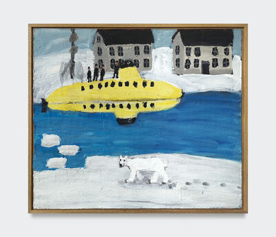 Kent Iwemyr, 'Yellow Submarine', 2013