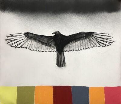 Suzy O'Mullane, 'Hawk Block 1', 2020