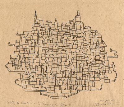 Geraldo de Barros, 'A city to conquer', 1951