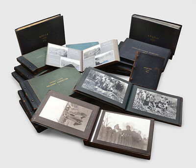 Arthur Stannard Vernay, 'Collection of 16 photographic albums; [together with:] typescript diary', 1920-1930
