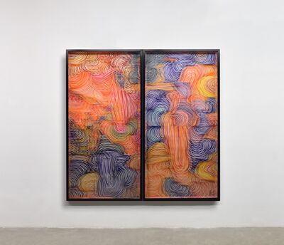 Maurizio Donzelli, 'Mirror 1915 & 2015 Dittico', 2015