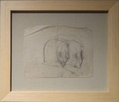 Miguel Angel Rojas, 'Autorretrato en el tiempo', 1974