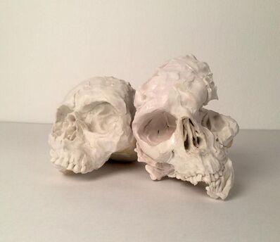 Meghan Smythe, 'Pair (skulls)', 2015