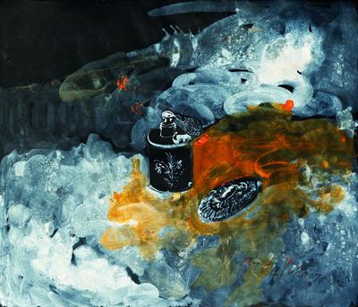 SRĐAN VUKČEVIĆ, 'The Perfume', 2005