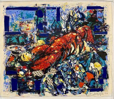 Kees Salentijn, 'Bodegon con Lancosta', 2020