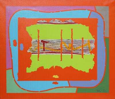 Harold Town, 'Park #46', 1972