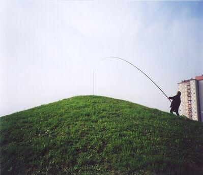 Alberto Magrin, 'Gustavo's green', 2015