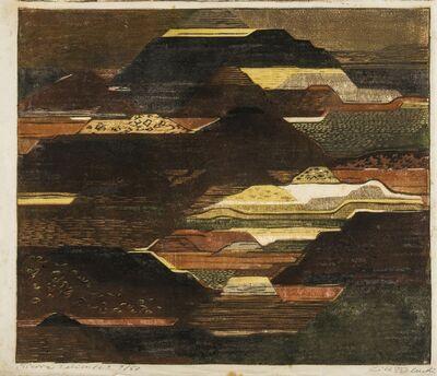 Lill Tschudi, 'Tierra Caliente', circa 1950