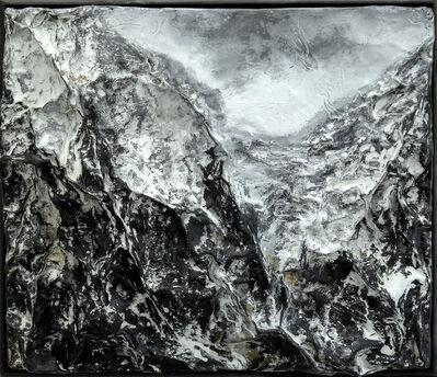 Jens Rausch, 'Faltengebirge II', 2019
