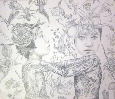 Lori Field, 'Mano a Mano', 2012