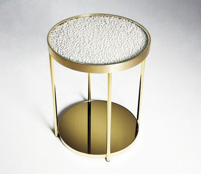 Merve Kahraman, 'Hemlock Side Table', 2016
