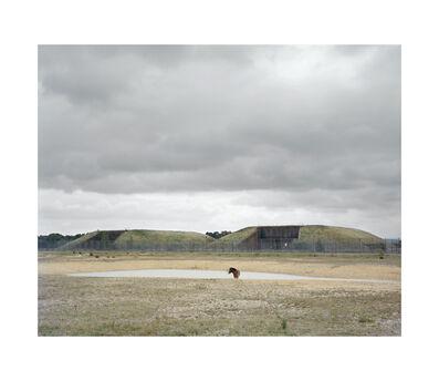 Edmund Clark, 'Cruise missile shelter complex, Greenham Common Airbase, UK', 2007