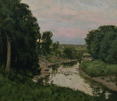 Ben Foster, 'Housatonic Twilight', 1910