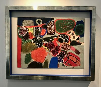 Corneille, 'Paysage ', 1963