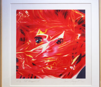 James Rosenquist, 'Gift Wrap Doll', 1993