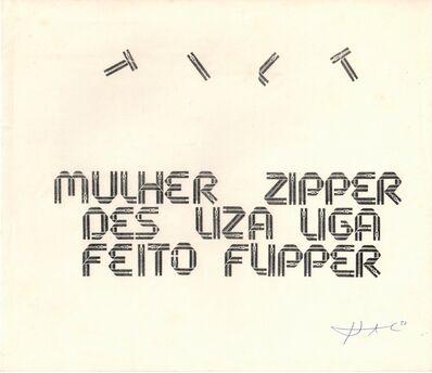 Eduardo Kac, 'Tilt', 1982